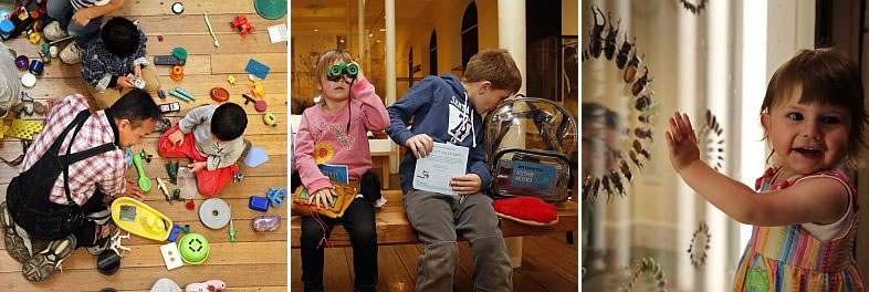 Fun For Kids | Tasmanian Museum & Art Gallery